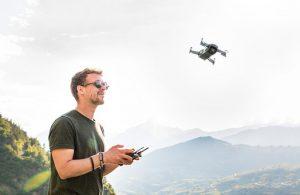 Drone video laten maken